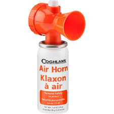 Air Horns & Air Horn Holders