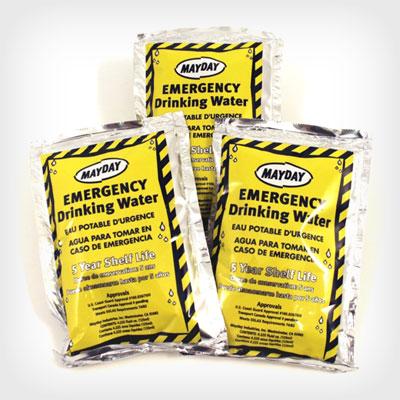 Emergency Preparedness Items